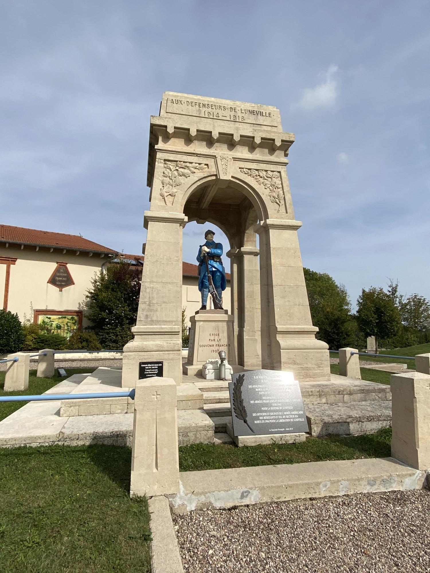 Monument Lunévillois